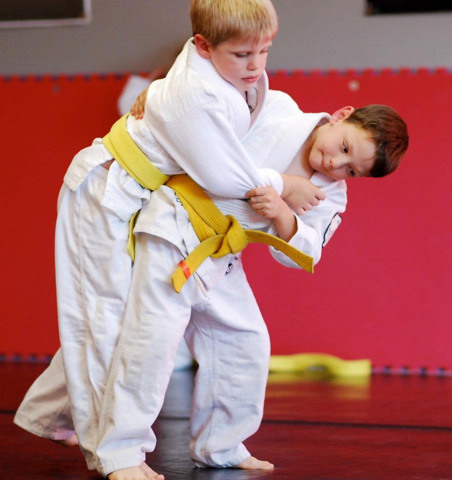 Risultati immagini per judo kid
