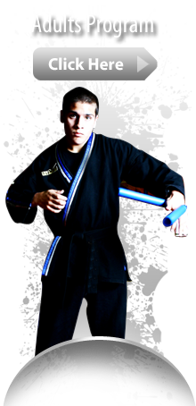 Adult Martial Arts Clifton