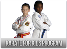 Karate For Kids Program
