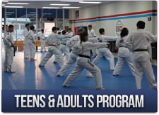 Teens & Adults Program