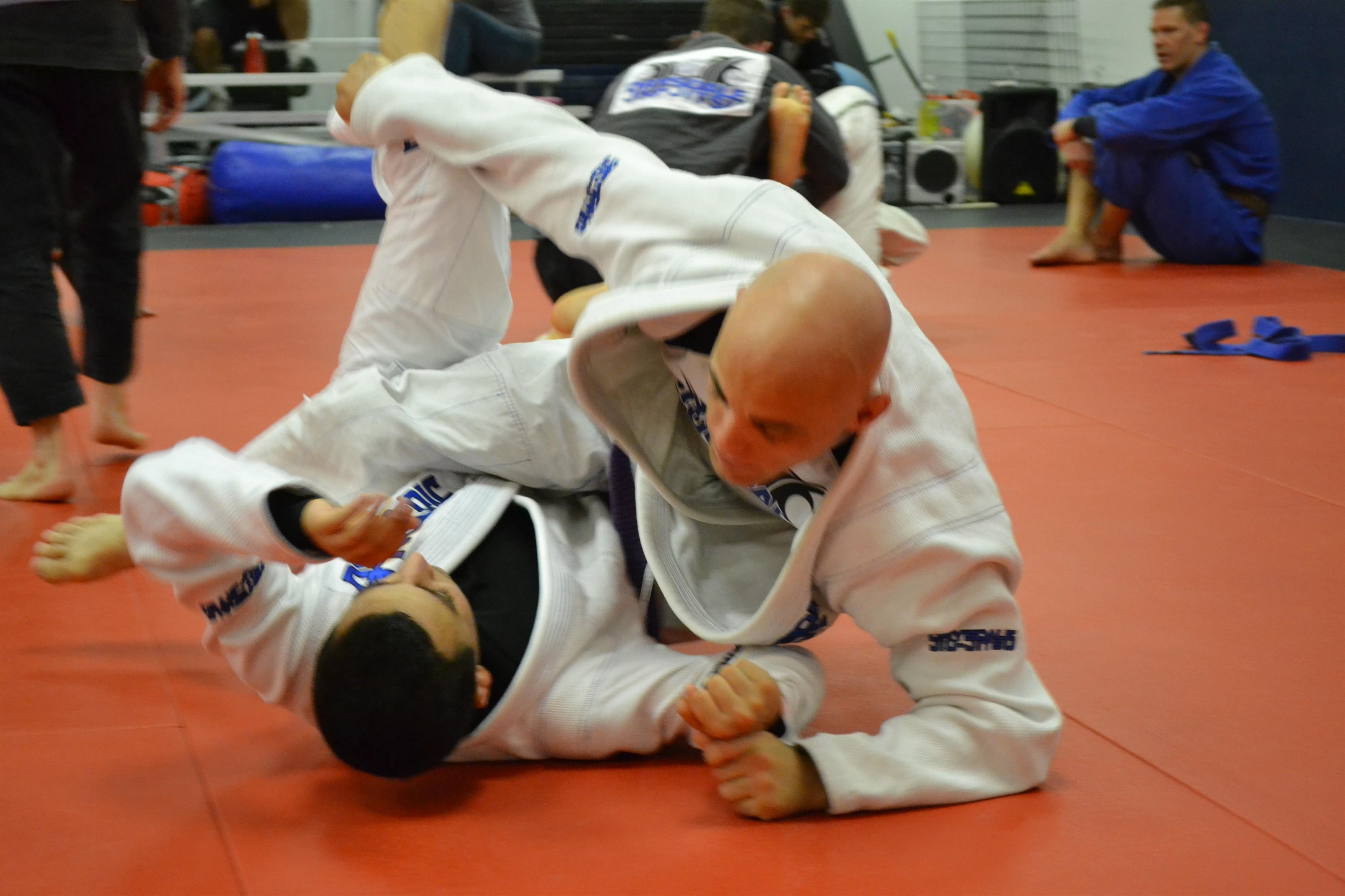 how to learn brazilian jiu jitsu at home