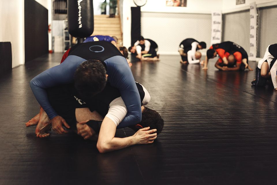 toront bjj classes