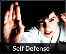self defense programs