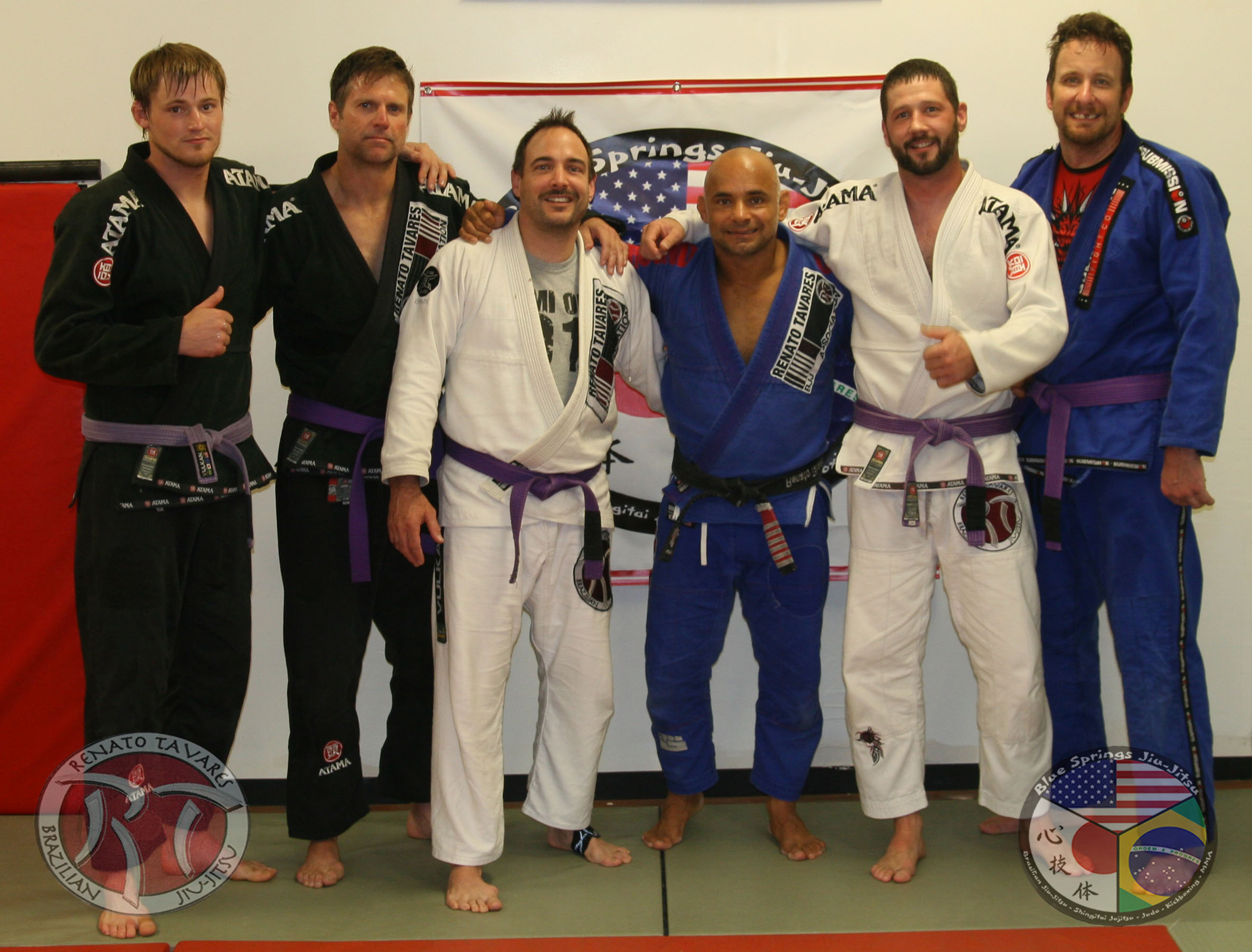Brazilian Jiu-jitsu Training