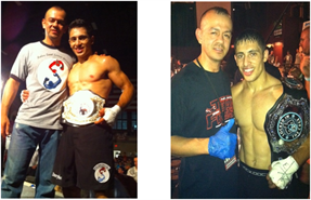 Alex Davydov's winning belts, Instructor of Amerikick - Park Slope