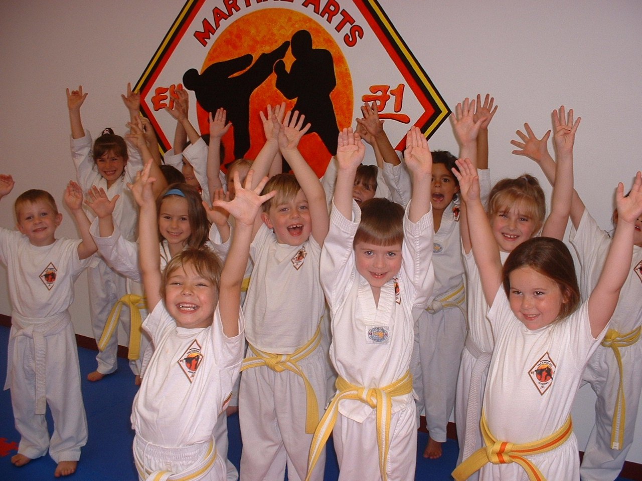 pre-school taekwondo in Exeter, NH